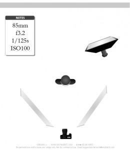 Beleuchtungsdiagramm - Indirekte Lichtführung