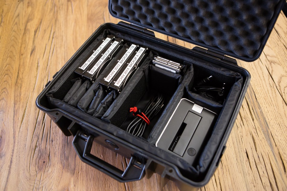 Backup Koffer