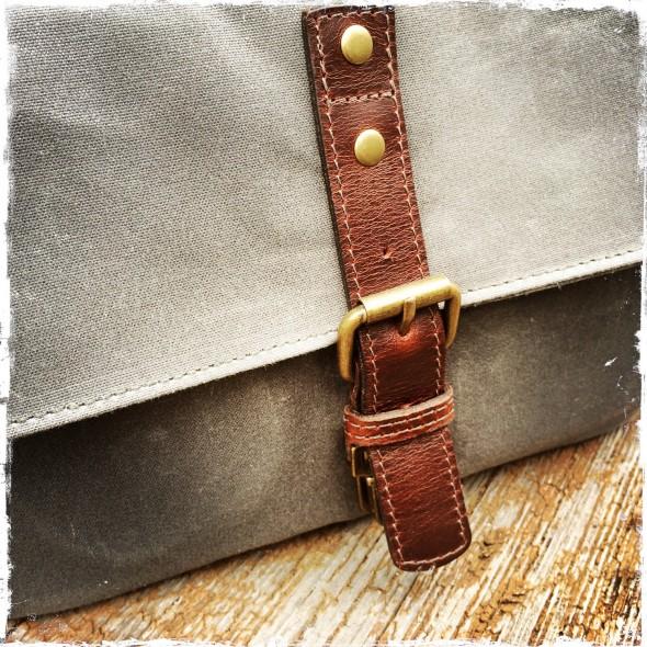 ONA Bag von Aussen mit schönen Details